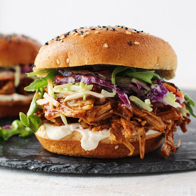 Bbq Jackfruit Sandwich Recipe Thefeedfeed Com