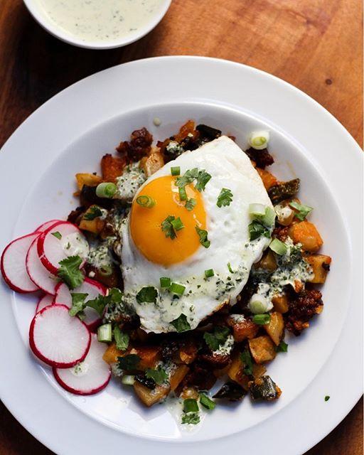 how to make potatoes and chorizo