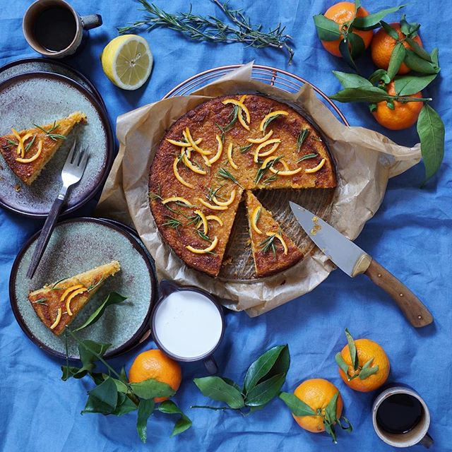 Darling Clementine Cake