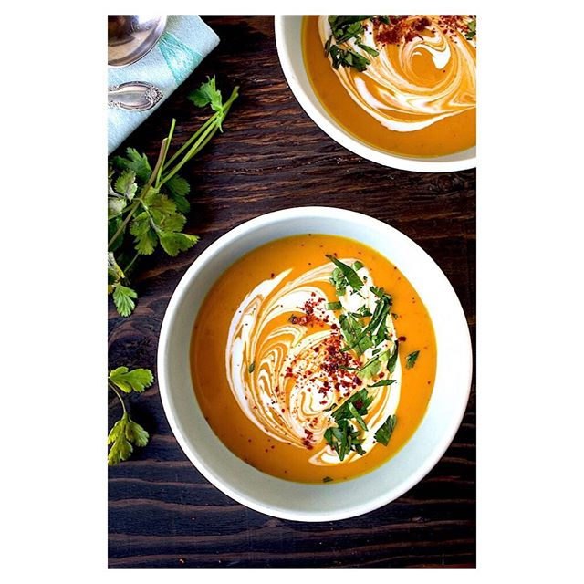 Thai Curry Kabocha Soup
