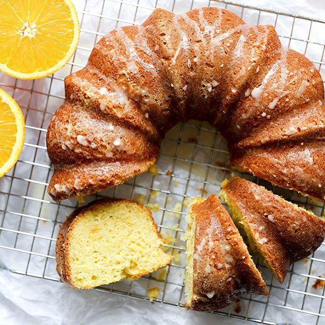 Brown Butter Bundt Cake