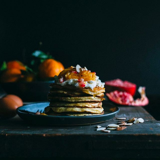 It's a pancake kinda morning! Or rather, I just needed to use up the satsumas in my fridge  These…