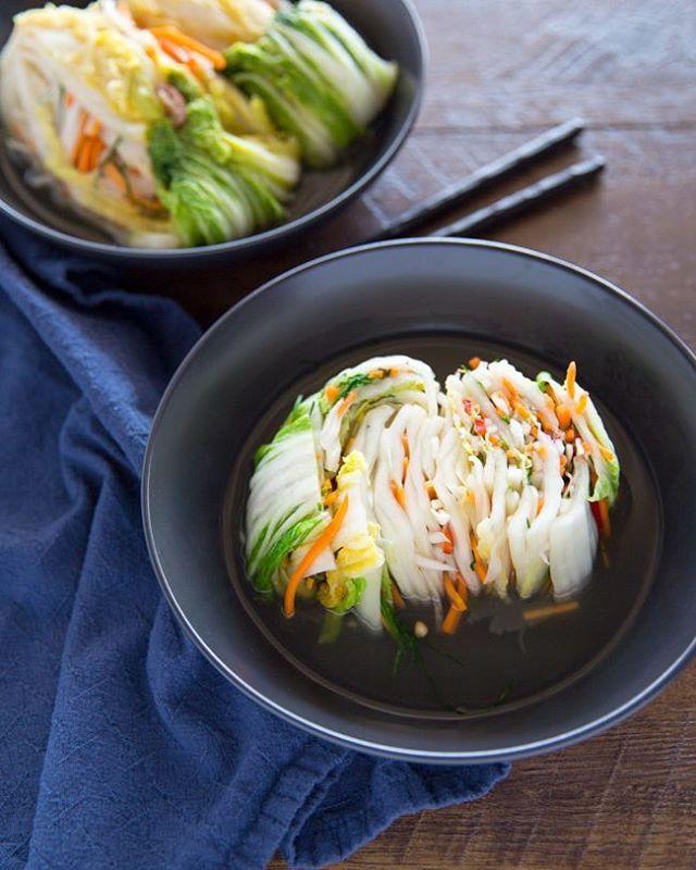 Mild White Kimchi