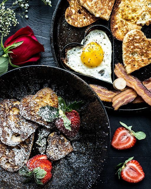 Valentine's Day Brunch Inspiration