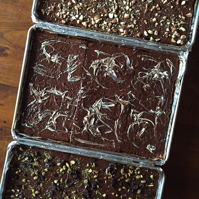 Chocolate Matzah Crunch