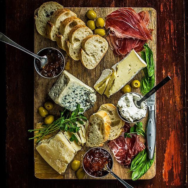 Date Night Cheese Board