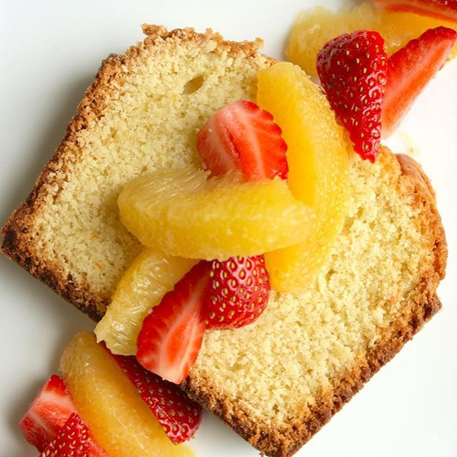 A version of this pound cake recipe has been in my family for generations. It's stood the test of…