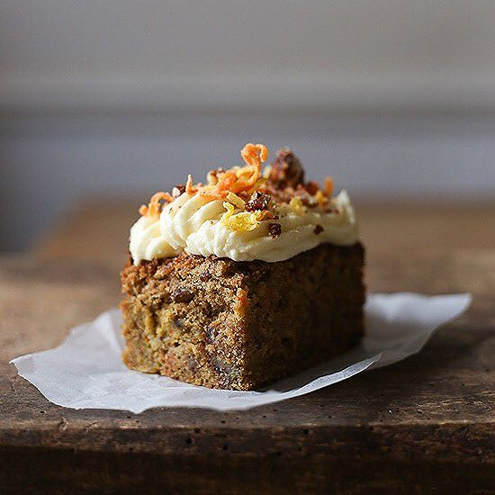Carrot Cake Recipe Using Butter