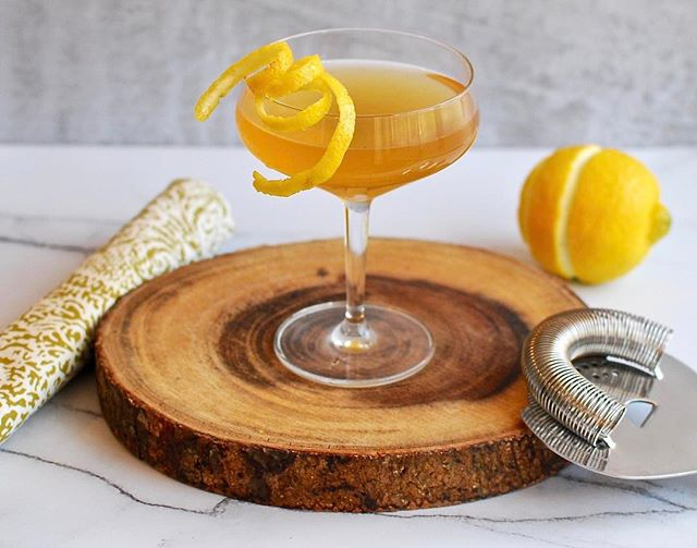 Today's Monday Classic is the Honeymoon Cocktail served to movie stars and high society alike at the…