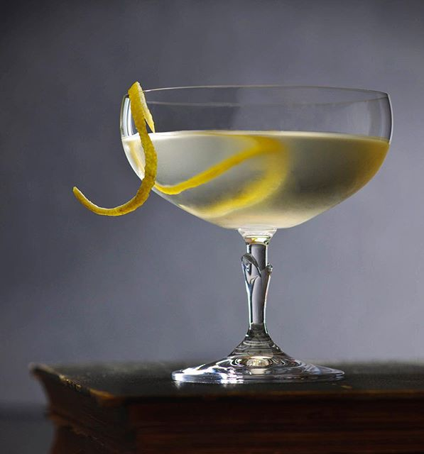 Vesper Martinis are what we're drinking during the Oscars tonight. Doesn't James Bond's favorite…