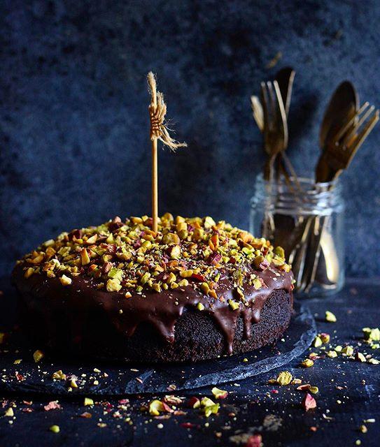 Thevegan Chocolate Cake