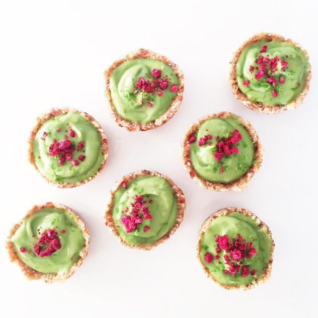 Individual Key Lime Pies