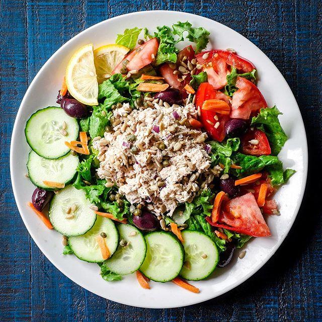 Tuna Salad Recipe Cucumber