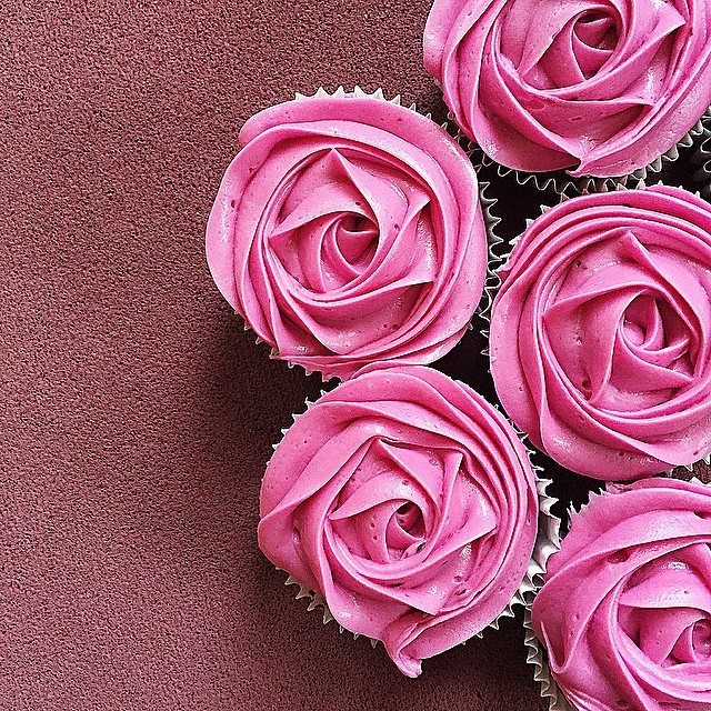 Chocolate Beet Cupcakes With Raspberry Cream Cheese Frosting