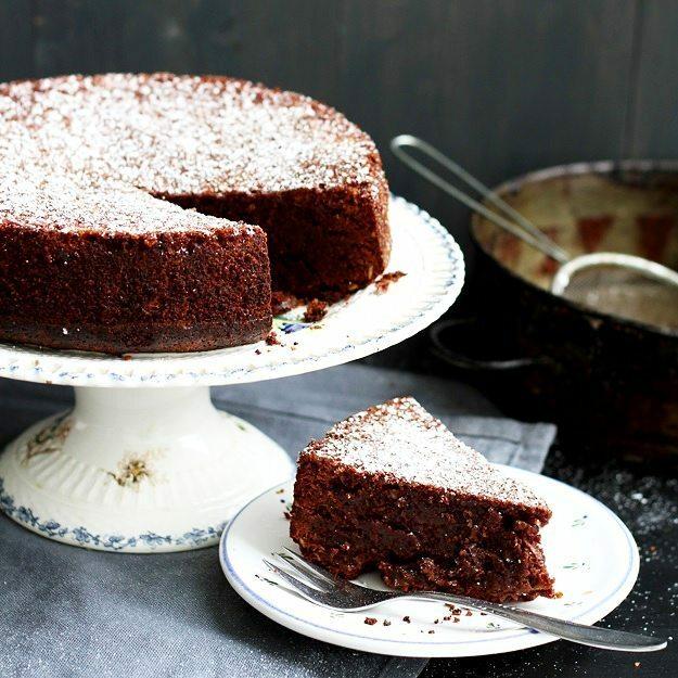Chocolate Torta Caprese Recipe By Ursula The Feedfeed
