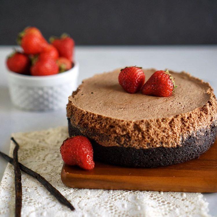 Aquafaba Cake Recipe