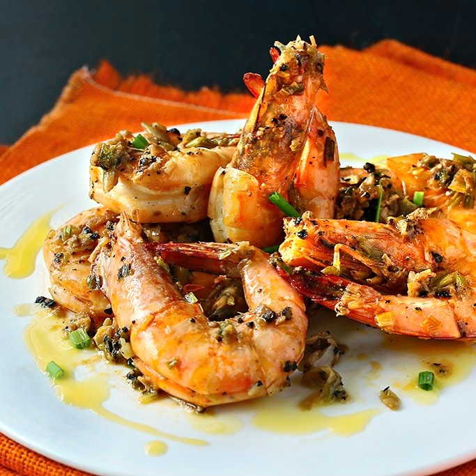 These tasty and easy-to-prepare garlic butter prawns dish is great as an appetizer or served with…