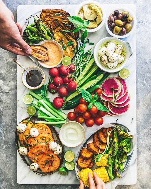 Crudité Platters are such a popular appetizer at any gathering, dinner party, or grilling event, but…
