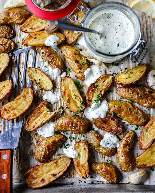 I personally try to avoid white potatoes because they don't vibe well with my body but there are…