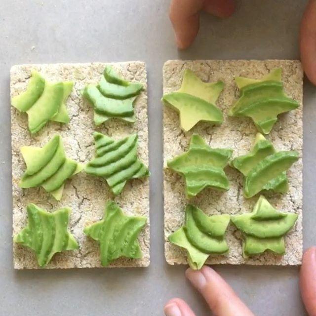 ?The Rippled Avocado? . . . . #howto #hautecuisines #beautifulcuisines #livegreenandhealthy…
