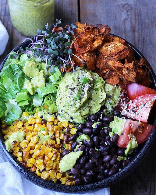 Southwest Style Salad