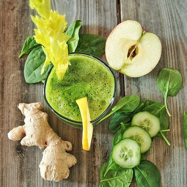 Green Protein Juice