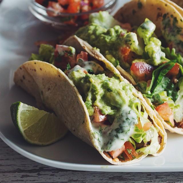 Quick Vegan Tacos