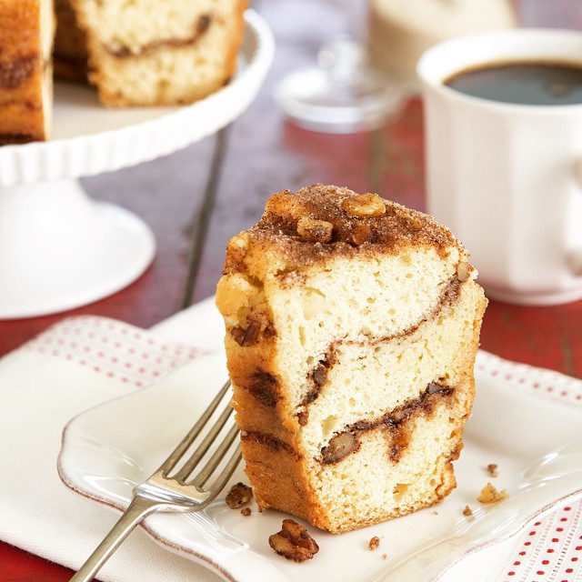 Buttercake Bakery Coffee Cake