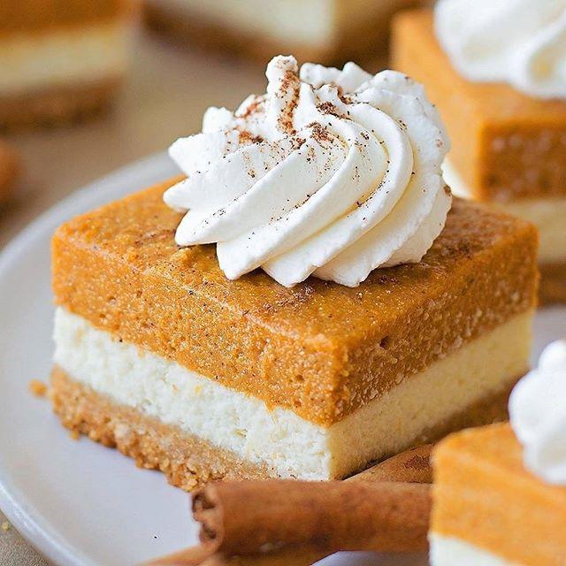 Mini Pumpkin Layer Cake Recipe