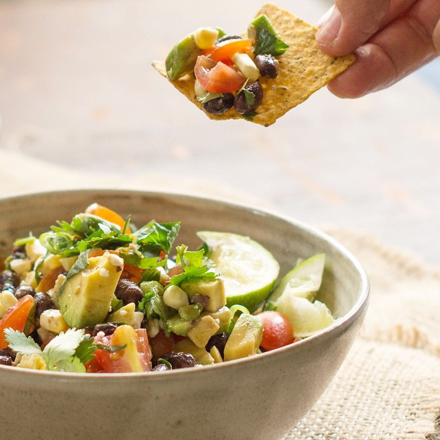 "Mexican ""caviar"" Salsa"