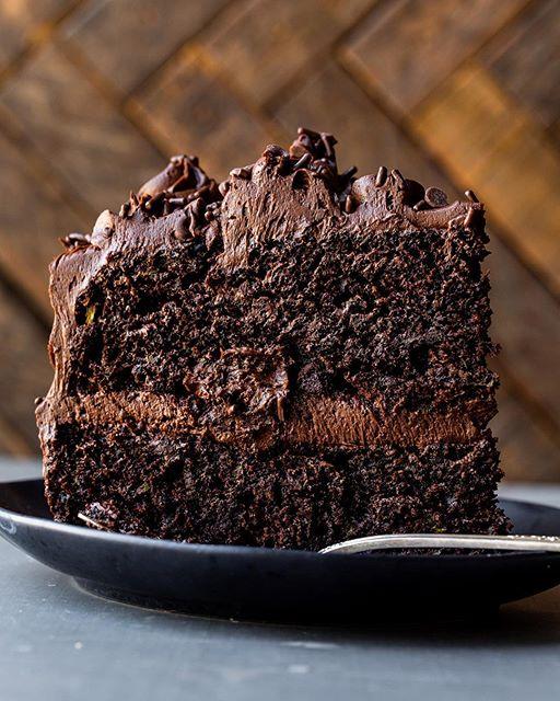 Chocolate Zucchini Cake Frosting
