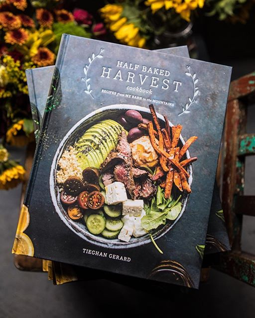 The Half Baked Harvest cookbook is a compilation of recipes that truly reflect Tieghan's blog and…
