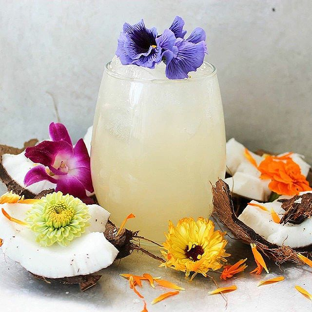 Coconut Water Paloma