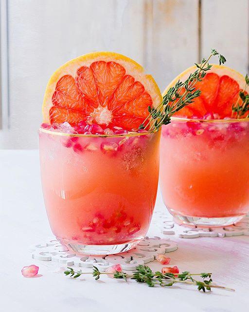 Bitter Grapefruit Vodka Cocktail Recipe By Patri Tena