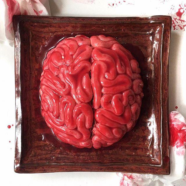 Recipe Brain Cake