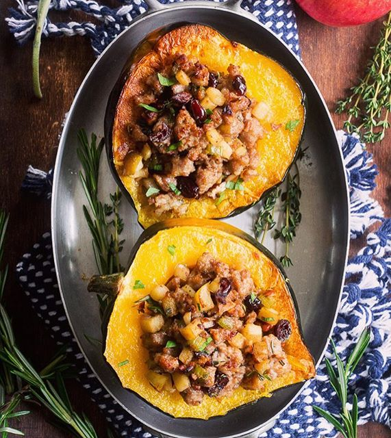 Tell me I'm not the only one who's been hoarding winter squash lately?! I'm not prepared to decided…