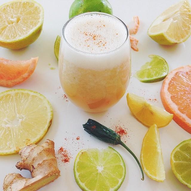 Sunny Immunity Juice