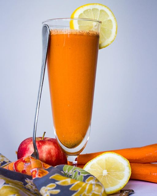 Autumn Sunshine Elixir has all kinds of healthy benefits!
