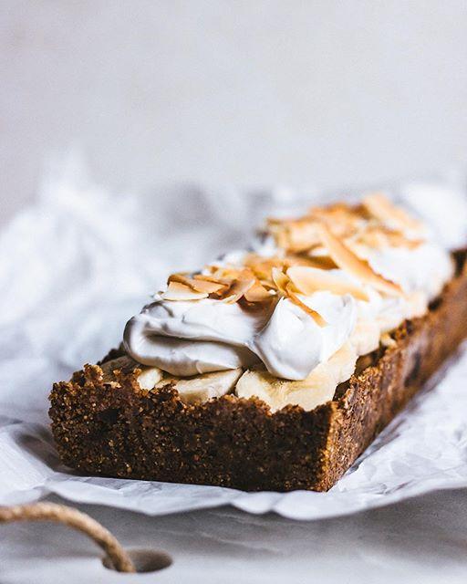 Banoffee Coconut Cream Pie