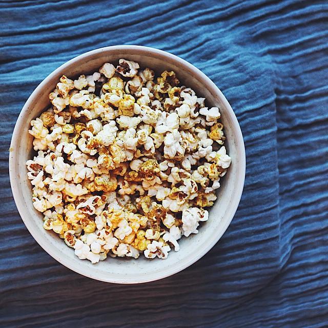 Holistic Pot Popped Popcorn