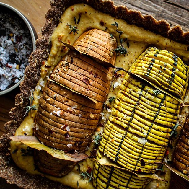 In my humble opinion, there is nothing more impressive than a vegetable served hasselback style! Our…