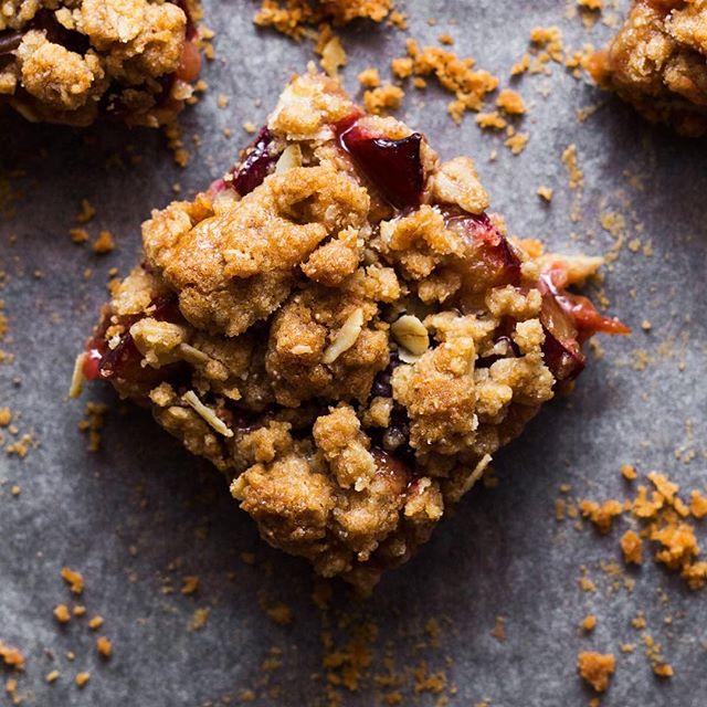recipe: plum crumble bars recipe [7]