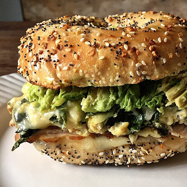Everything Bagel With Everything