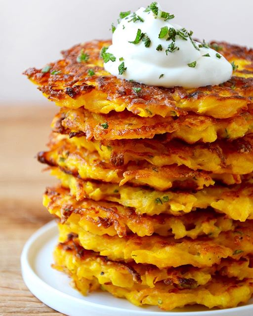 Need last-minute  appetizer or side dish inspiration?  These hot and crispy fritters take minutes to…
