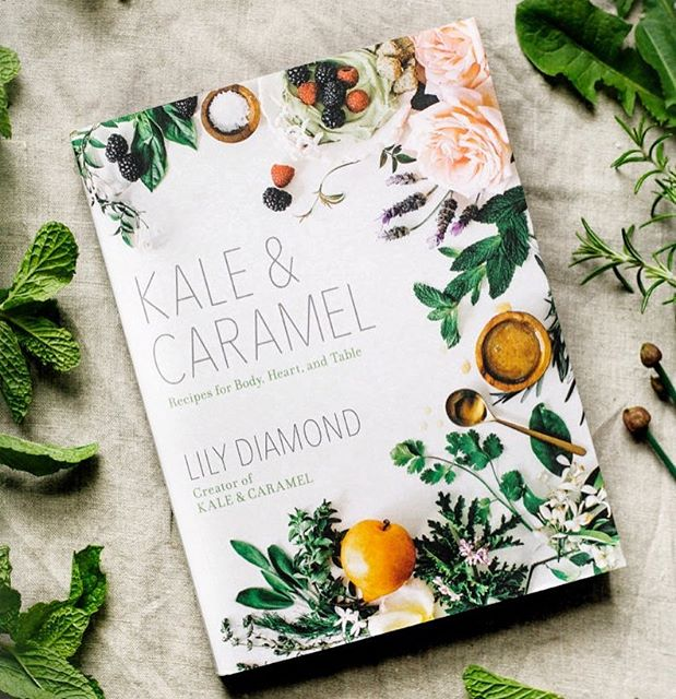 Each chapter of the Kale and Caramel cookbook focuses on a different aromatic herb, and focuses on…