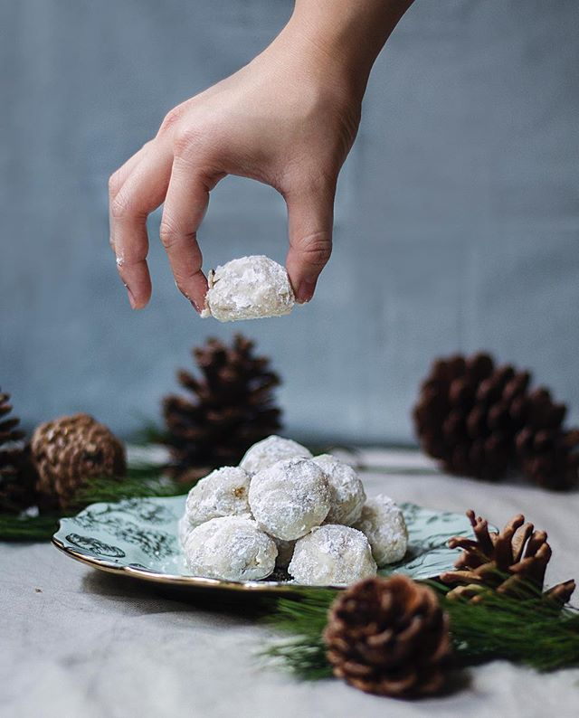 Snowball Cookeies