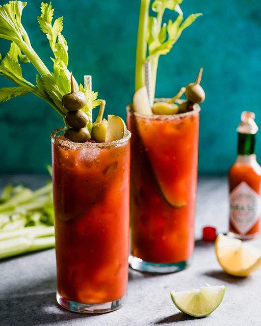Tequila Bloody Mary