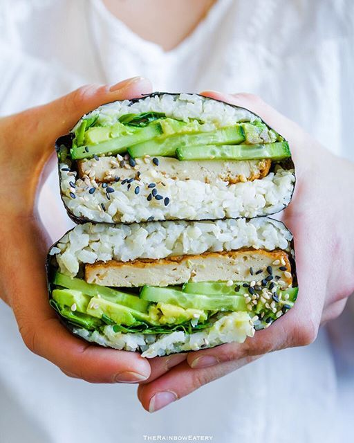 Avocado And Smoked Tofu Sandwich By Therainboweatery Quick Easy Recipe The Feedfeed