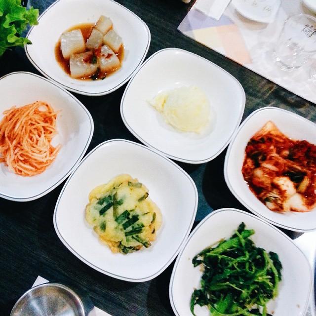 Korean Bbq Side Dishes
