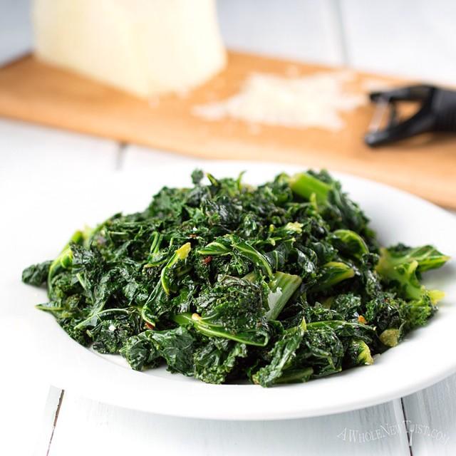 Easy Sautéed Kale